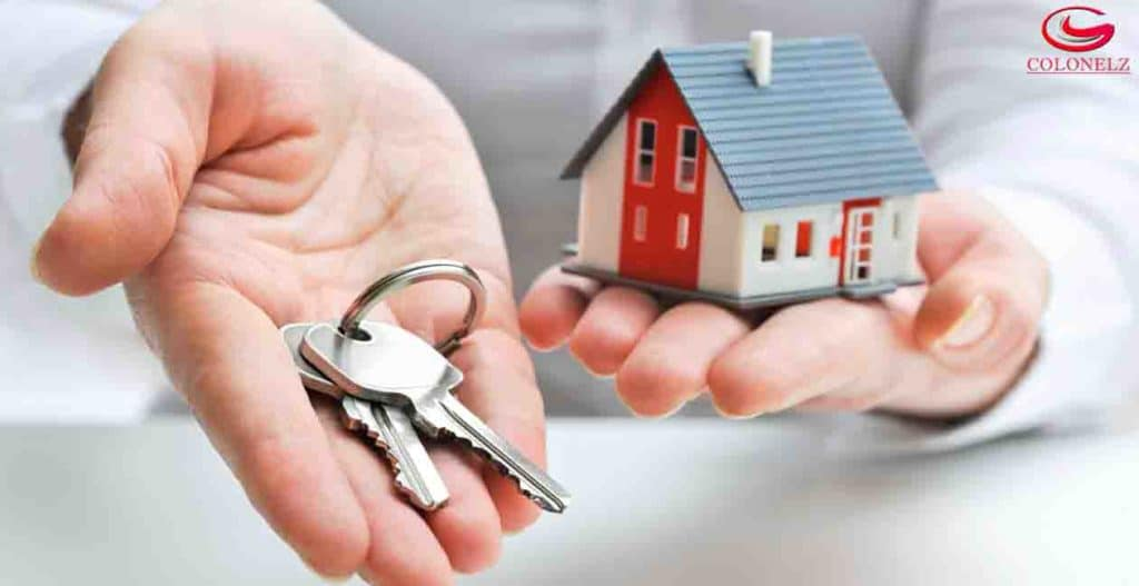 Taking Giving Property on Rent