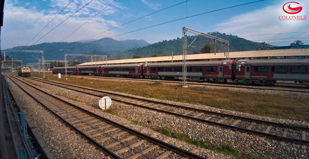 Rail Freight Corridor or Passenger Corridor