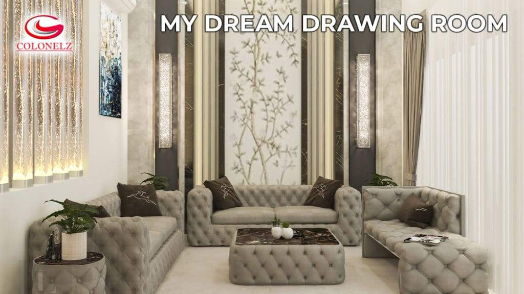 My Dream Drawing Room