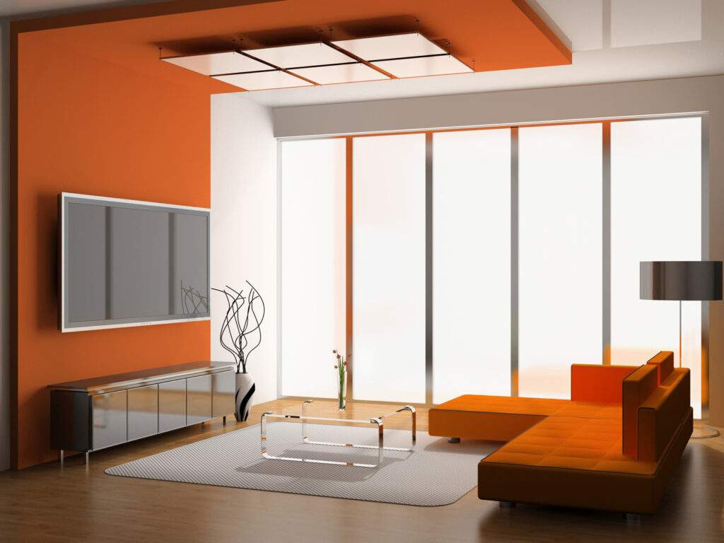 Choosing colors for home