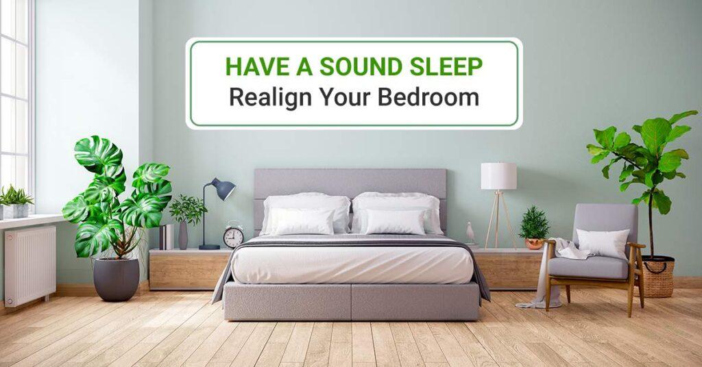 Realign Your Bedroom